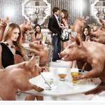 Muškarci su svinje